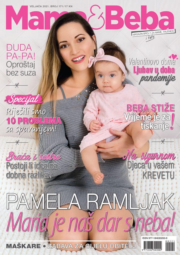 Pamela Ramljak, novi broj