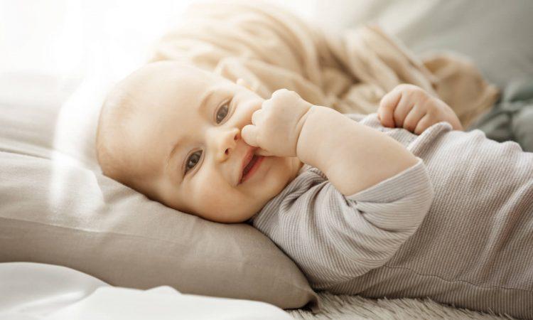 prehlade kod beba
