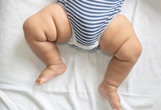 pretila beba