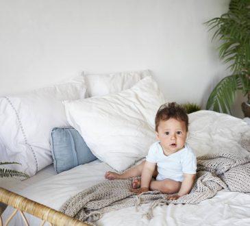 Regresija spavanje bebe