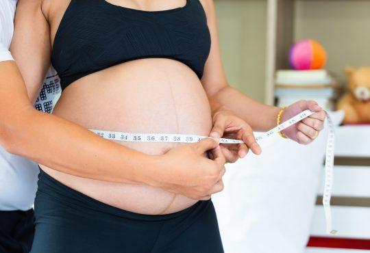 Veličina trudničkog trbuha