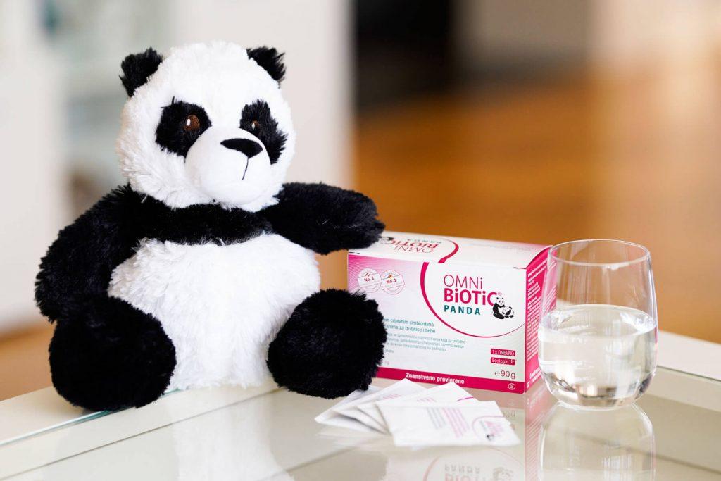 Omnibiotic Panda
