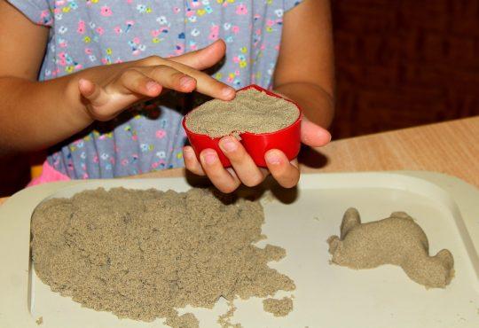 kinetički pijesak